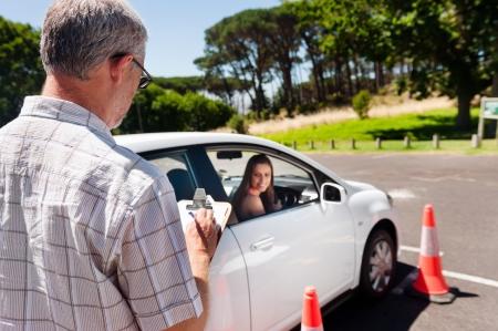 Learner Driver Parking